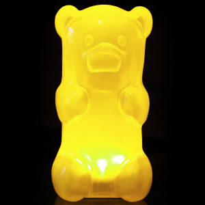 Gummy Bear Nightlight - Yellow