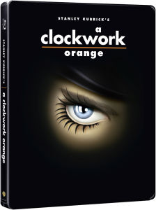 A Clockwork Orange - Zavvi Exclusive Limited Edition Steelbook