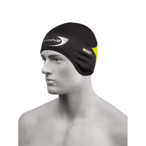 Northwave Blade Head Cover - Black/Yellow