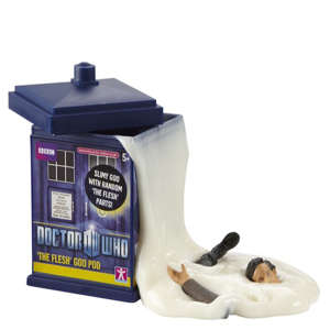 Doctor Who: Flesh Goo Pod (with One Random)