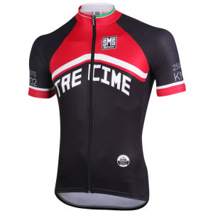 Santini Cime Stage SS Cycling Jersey - 2013