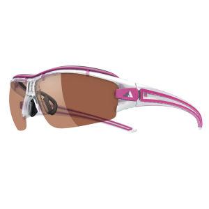 Adidas Evil Eye Halfrim Pro Sunglasses - Crystal Pink - S