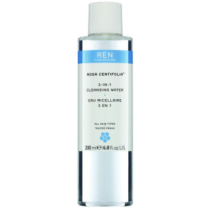 REN Rosa Centifolia™ 3-In-1 Cleansing Water