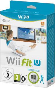 Wii Fit U + Fit Meter (Green)