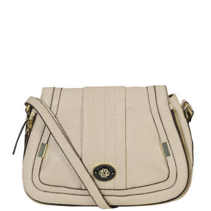 Mischa Barton Middlewhich Cross Body Bag - Bone