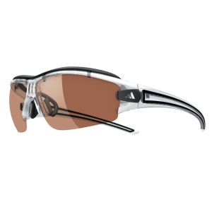 Adidas Evil Eye Halfrim Pro Sunglasses - Crystal Black - S