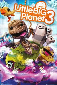 Little Big Planet 3 Cover - Maxi Poster - 61 x 91.5cm