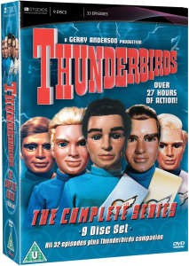 Thunderbirds - Complete Series Digi-Stack