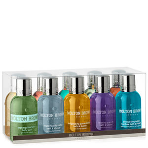 Molton Brown - Global Bath & Shower Wash Set (10 x 50ml)
