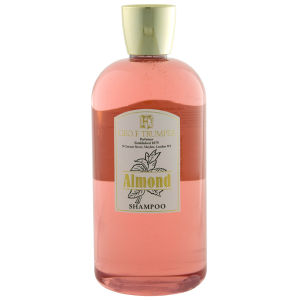Trumpers Almond Shampoo - 500ml Travel