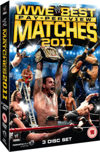 WWE: Best PPV Matches of 2011