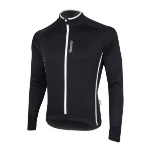 Santini Orbit Windproof Jacket - Black