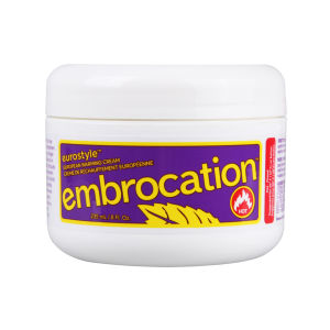 Chamois Buttr Eurostyle Hot Embrocation Cream - 8oz Jar