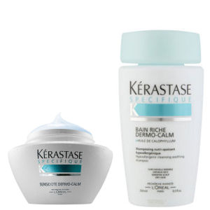 Kérastase Dermo-Calm Duo for Dry/Sensitive Hair