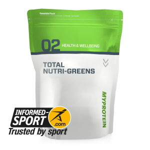 Total Nutri-Greens -  Gamma Batch Tested
