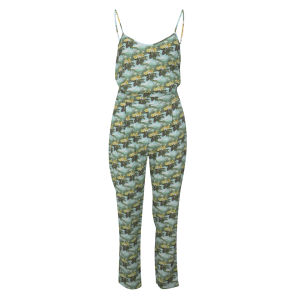 Emma Cook Women's Hawaii Jumpsuit - Mini Swans