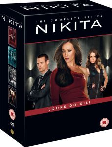 Nikita - Seasons 1-4