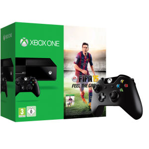 Xbox One Console - Includes FIFA 15 & Extra Controller