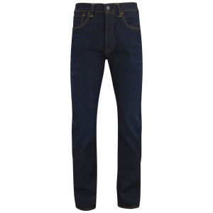Levi's Men's 501 Original Fit Jeans - Blue