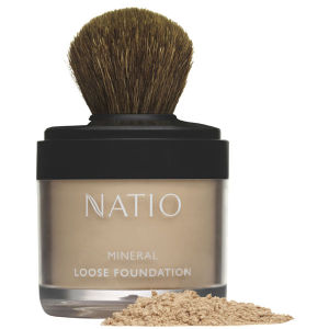 Natio Mineral Loose Foundation - Desert Sand (10G)