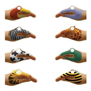 Animal - Talking Hand Tattoos