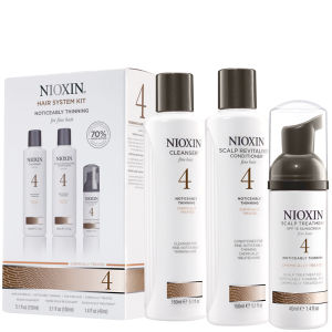Nioxin System Kit 4 - Fine Coloured Hair (3 Products)