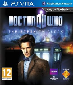 Doctor Who: The Eternity Clock PAL UK