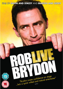 Rob Brydon Live: Annually Retentive