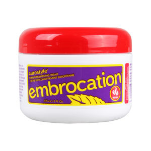 Chamois Buttr Eurostyle Warm Embrocation Cream - 8oz Jar