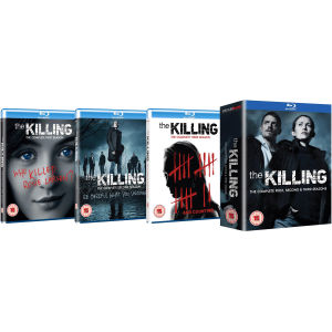 The Killing - Seizoen 1-3