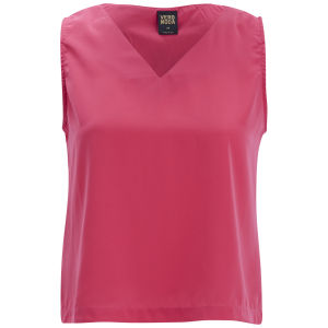 Vero Moda Women's Charlot Open Back Top - Azalea