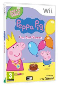Peppa Pig Fun & Games