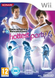 Dance Dance Revolution: Hottest Party 4 (Solus)
