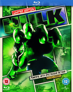 The Hulk - Reel Heroes Editie