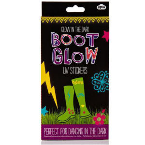 Boot Glow - UV Vinyl Boot Stickers