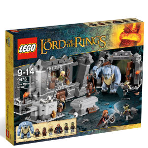 LEGO Lord of the Rings: The Mines of Moria (9473)