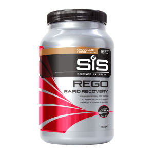Science in Sport Rego Recovery Whey Drink - 1.6kg Tub