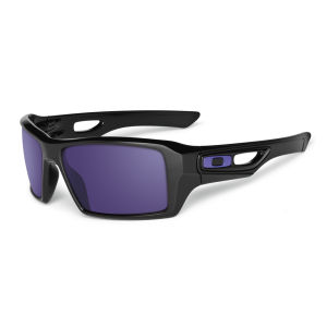Oakley Men's Eyepatch 2 Polished Iridium Sunglasses - Black