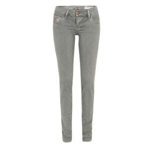 Diesel Women's Getlegg 011C Jeans - Grey Green