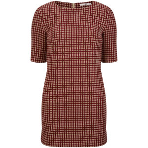 D.EFECT Women's Morgana Dress - Red Mix