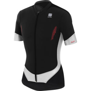 Sportful R&D Sc Jersey - Black/White