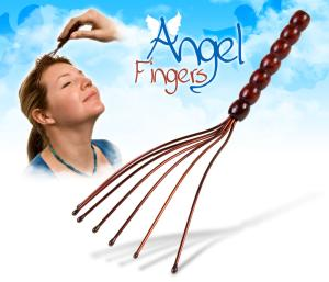 Angel Fingers Head Massager