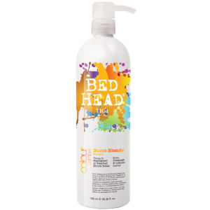Tigi Bed Head Colour Combat Dumb Blonde Shampoo - 750ml