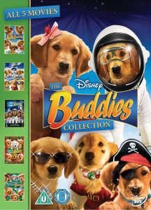 Buddies 5 Pack Box Set (Air, Snow, Space, Santa, Spooky)