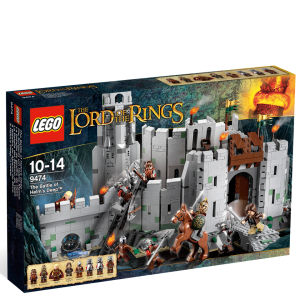 LEGO Lord of the Rings: The Battle of Helm's Deep (9474)