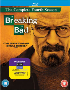 Breaking Bad - Seizoen 4 (Bevat UltraViolet Copy)
