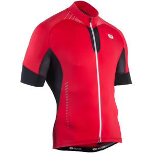 Sugoi Rs Ice Jersey - Red