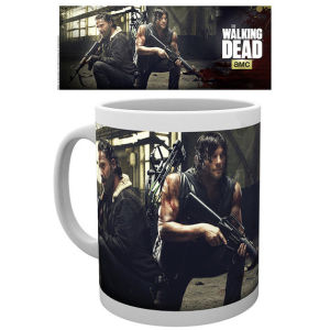 The Walking Dead Hunt Mug