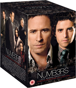 Numb3rs - komplettes Box-Set
