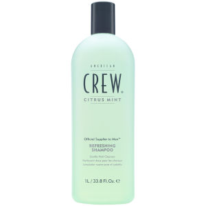 American Crew Citrus Mint Refreshing Shampoo (1000ML)